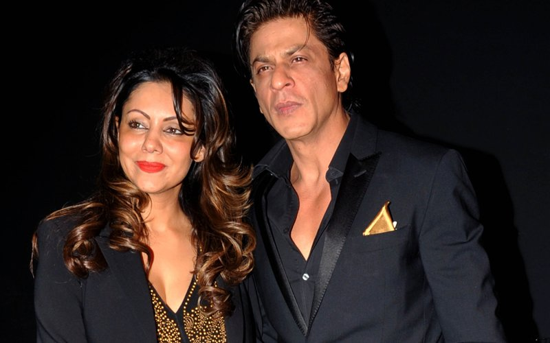 SURPRISING: Shah Rukh Khan And Gauri Khan's Not So Starry Silver Jubilee!