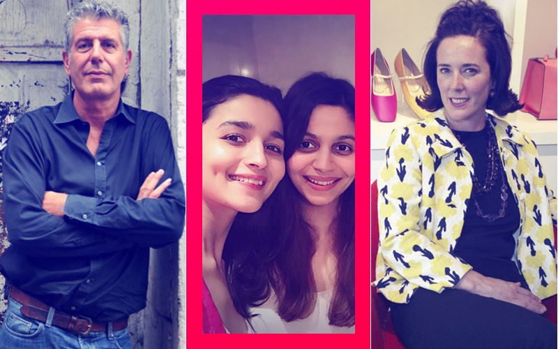 Alia's Sister Shaheen On Anthony Bourdain & Kate Spade's Suicides: 'It Could Have Been Me'