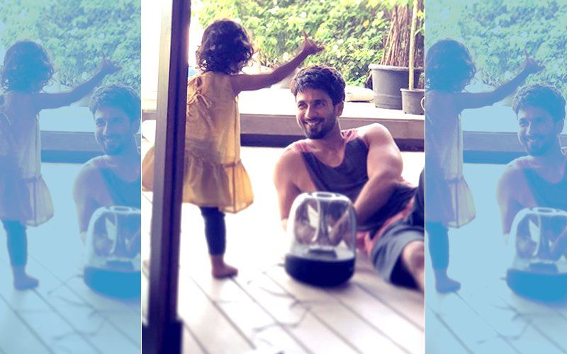 This Shahid-Misha Pic Is The Cutest Thing On Internet, Today