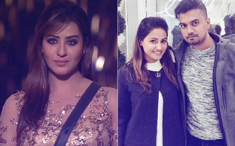 Shilpa Shinde Hits Back At Hina Khan & Rocky Who Slammed The BB 11 Winner For Sharing A Porn Link