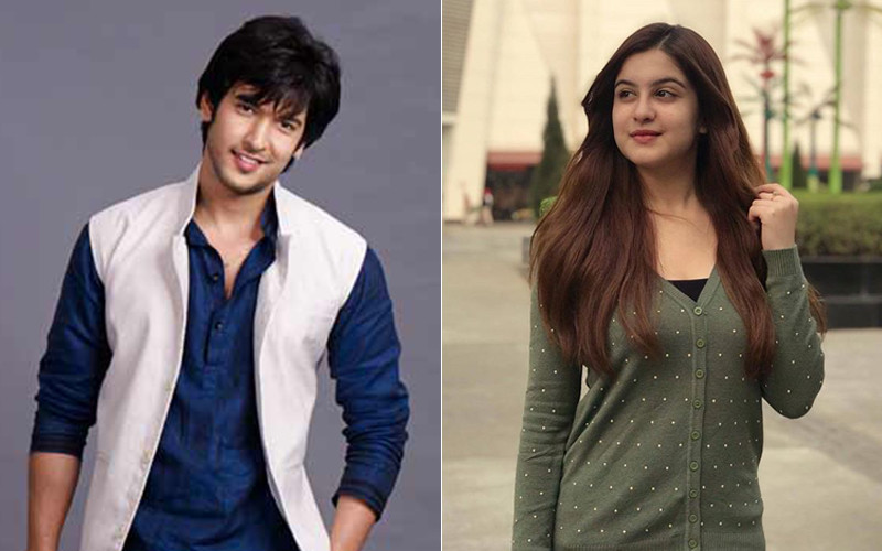 Shivin Narang And Tunisha Sharma