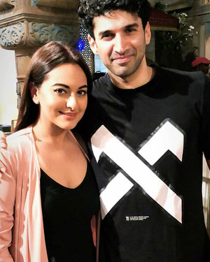 Sonakshi Sinha And Aditya Roy Kapur