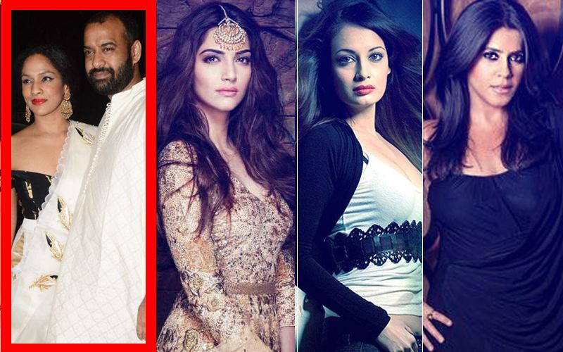 Masaba Gupta-Madhu Mantena Split: Sonam Kapoor, Dia Mirza, Ekta Kapoor Send Love & Strength
