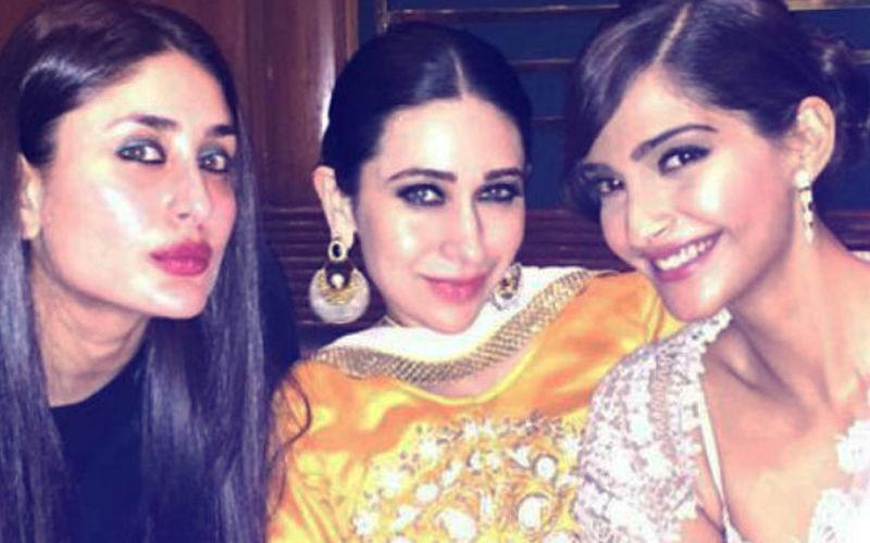 Here's What Kareena, Sonam & Karisma Kapoor Chat In Their WhatsApp Group