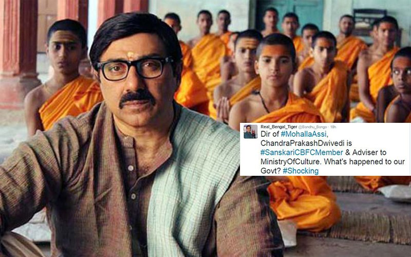 Sunny Deol Starrer Mohalla Assi Gets Trolled On Twitter For Insulting Hindu Gods