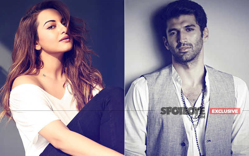 Sonakshi Sinha & Aditya Roy Kapur Are The Latest BFFs In Town