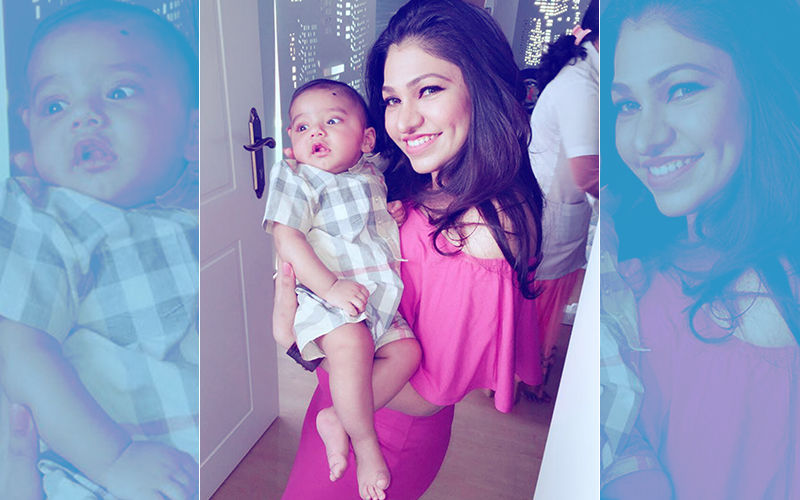 Tulsi Kumar Introduces Shivaay, Her Little Bundle Of Joy To The World