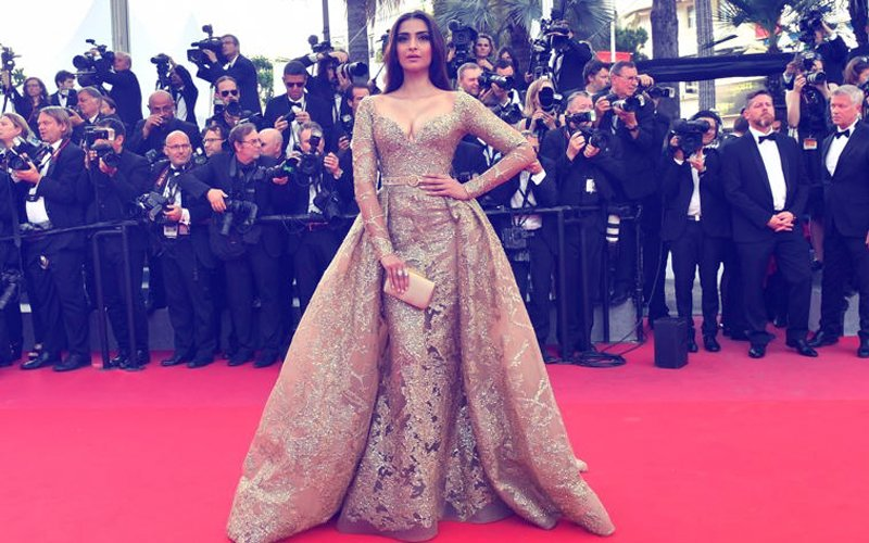 Mrs Sonam Ahuja To Walk The Cannes 2018 Red Carpet On May 14-15?