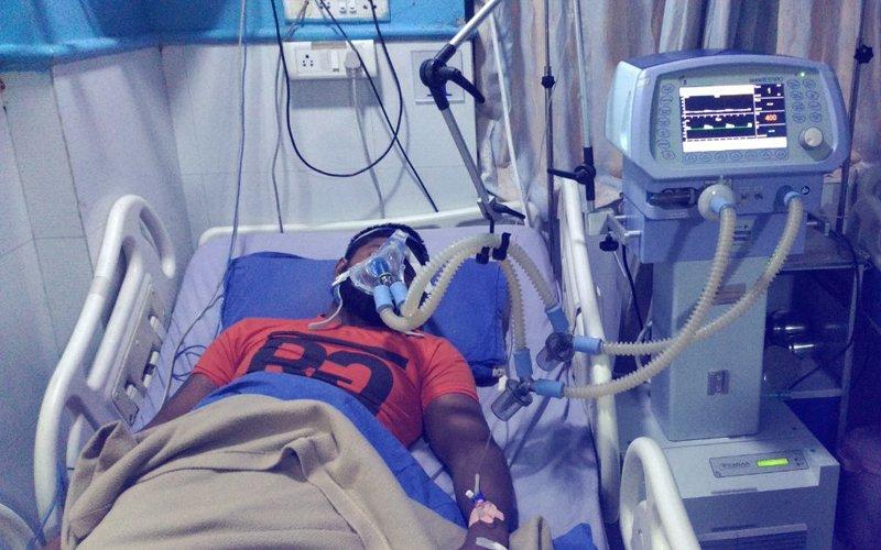 Legless Dancer Vinod Thakur's Condition Worsens,  Suffers Heart Attack; Put On Ventilator