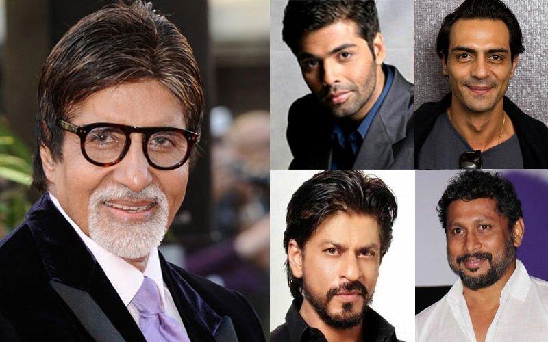 Bollywood Wishes Amitabh Bachchan On His 74th Birthday