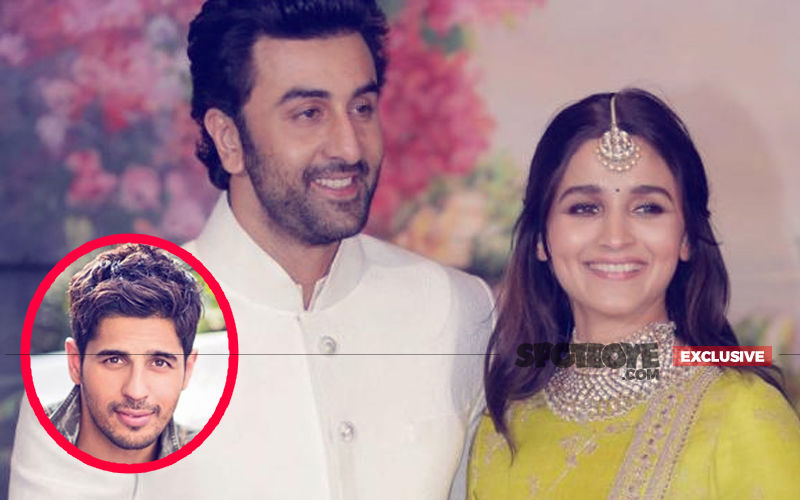 If Alia & Ranbir Marry, Her Ex Sidharth Will Be At Walking Distance From Them