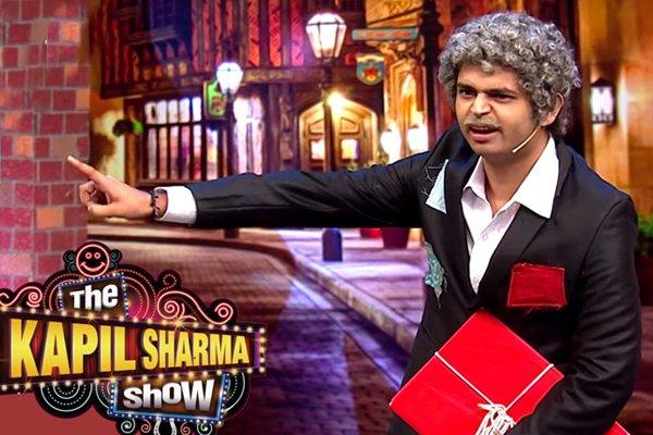 sidharth sagar in the kapil sharma show