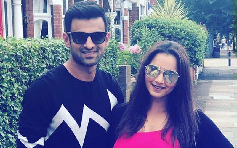 Sania Mirza Announces Pregnancy With An Adorable Instagram Post