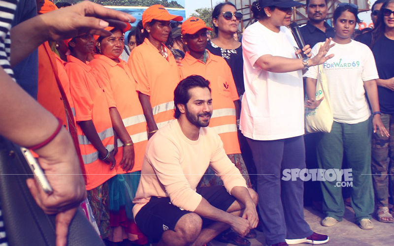 Varun Dhawan Promises To Come To Juhu Beach Everyday If You Do This...