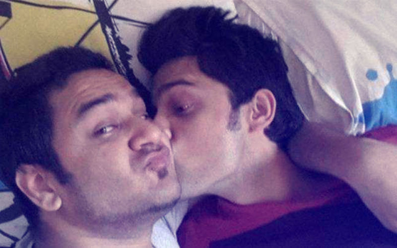 Vikas Gupta Speaks Out About His Patch Up With Parth Samthaan
