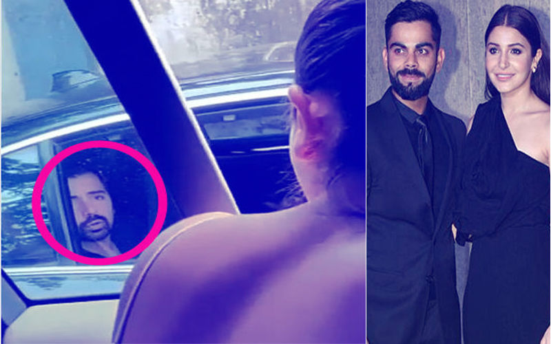 Do You Know That The Guy Whom Virushka Shamed Has A Bollywood Connect?