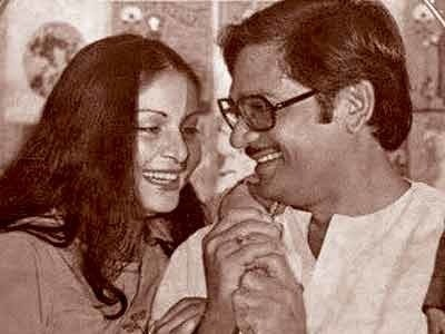 raakhee and gulzar