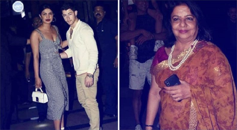 Here's What Mommy Chopra Has To Say About Daughter PeeCee's Special Guest Nick Jonas