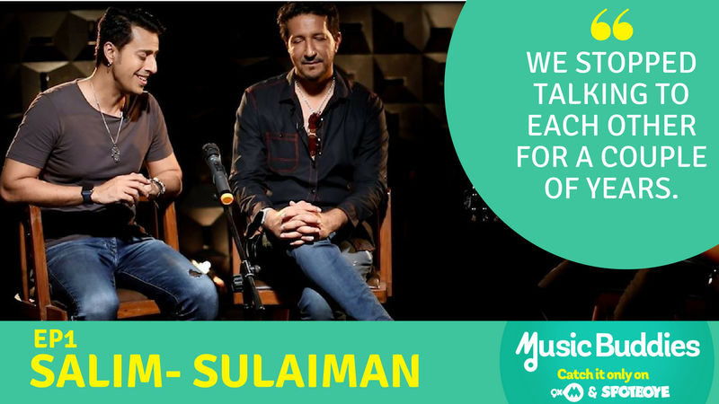 Merchants Of Music Salim-Sulaiman Bring The House Down On SpotboyE's Music Buddies, Watch Video