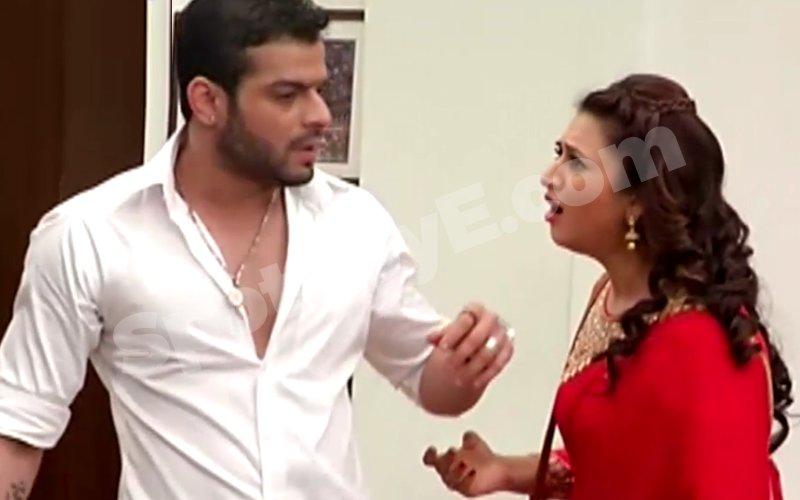 TV SPOILER: DRUNK Raman Fights With Ishita In Yeh Hai Mohabbatein