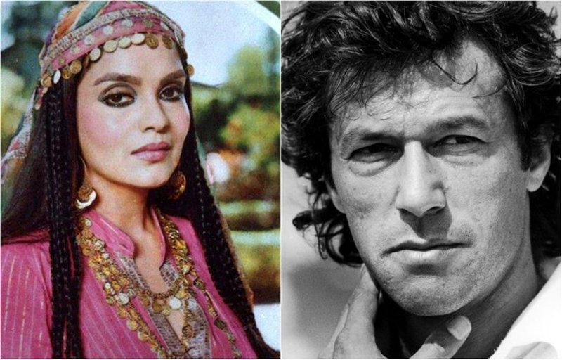 Zeenat Aman Imran Khan