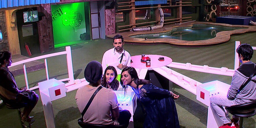 a still from bigg boss house