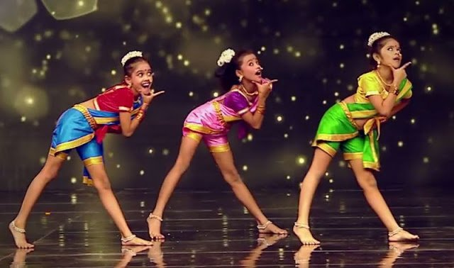 a still from the show super dancer