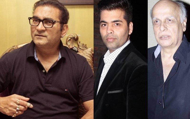 Abhijeet Lashes Out Against KJo & Mahesh Bhatt For Giving Work To Pak Artistes