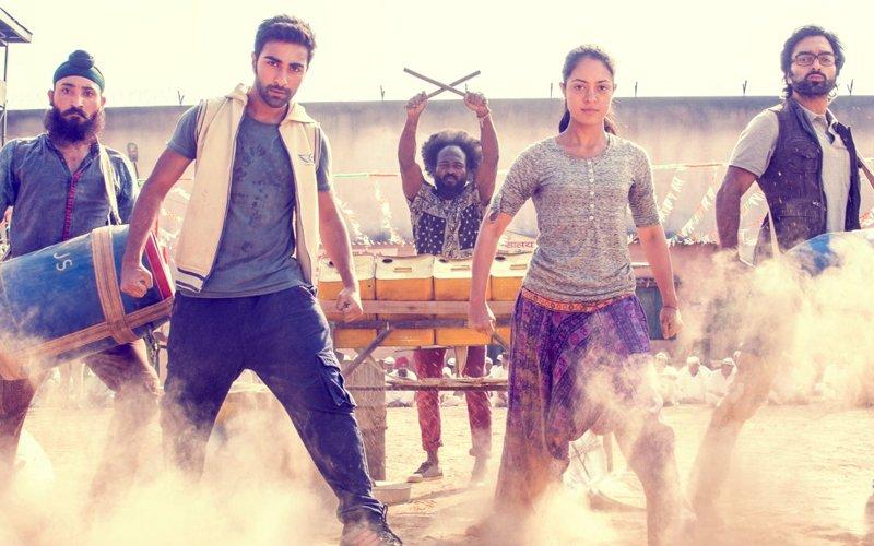 Qaidi Band's First Song I Am India: Aadar Jain & Anya Singh Give Patriotism A New Sound