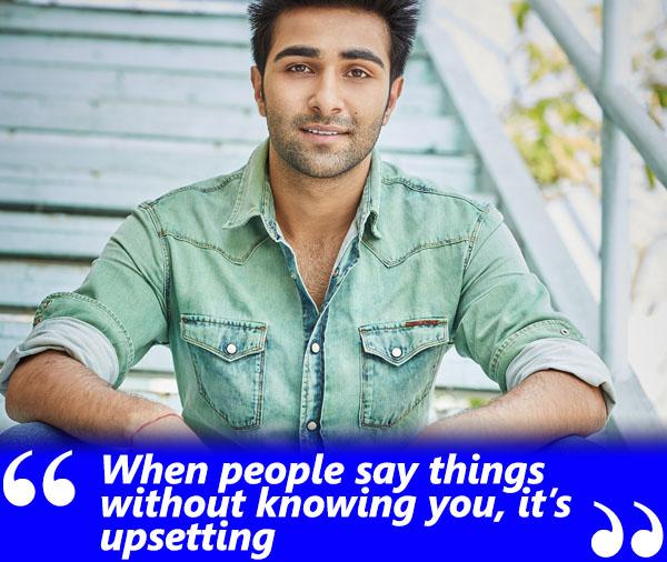 aadar jain exclusive interview its upsetting when people speak nonsense