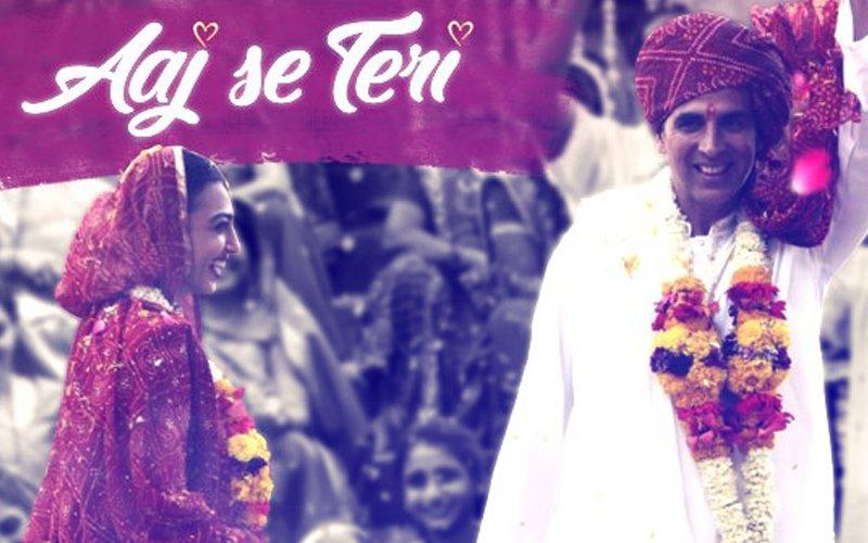 Padman Song Aaj Se Teri: Akshay Kumar Plays A Doting Husband To Radhika Apte In This Romantic Track