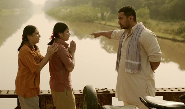 aamir khan in a still from mahavir phogat biopic dangal