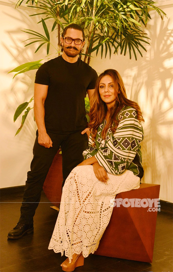 aamir khan and gauri khan