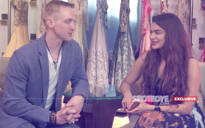 EXCLUSIVE: Aashka Goradia & Brent Goble Spill The Beans On Their Fairytale Wedding