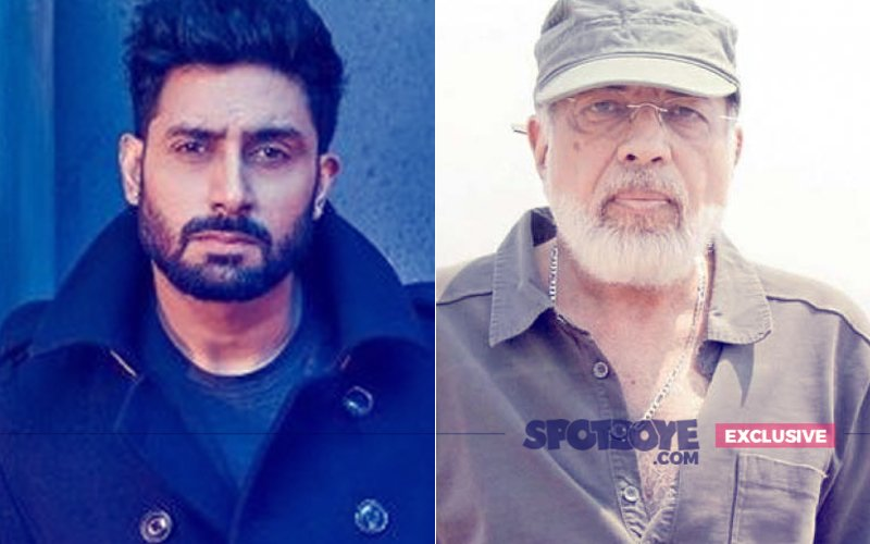 Abhishek Bachchan No Longer Part Of JP Dutta's Paltan