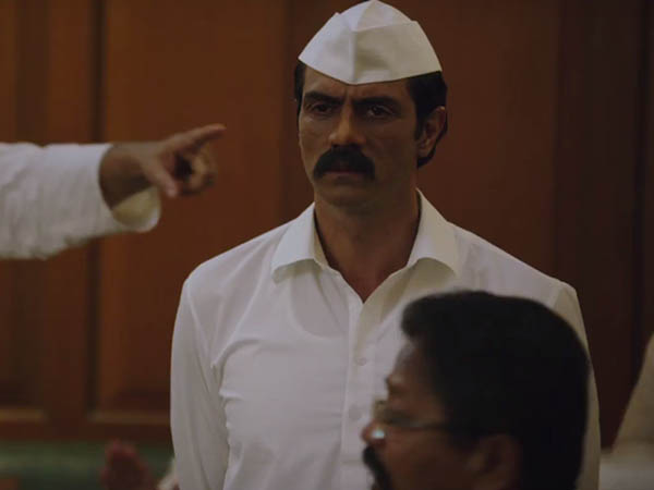 actor arjun rampal as arun gawli in movie daddy