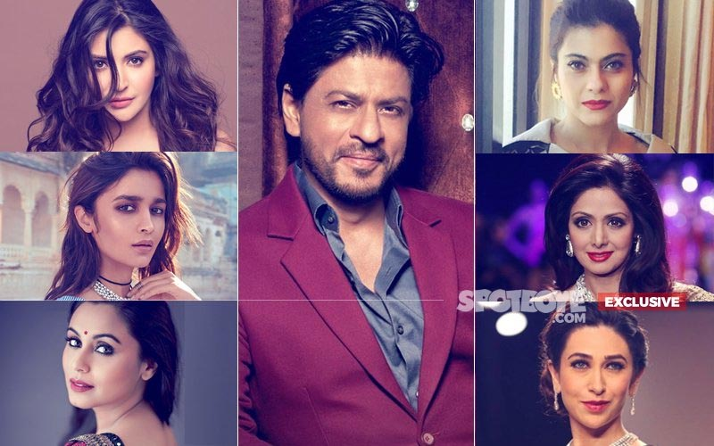actresses who will make a cameo in srks next