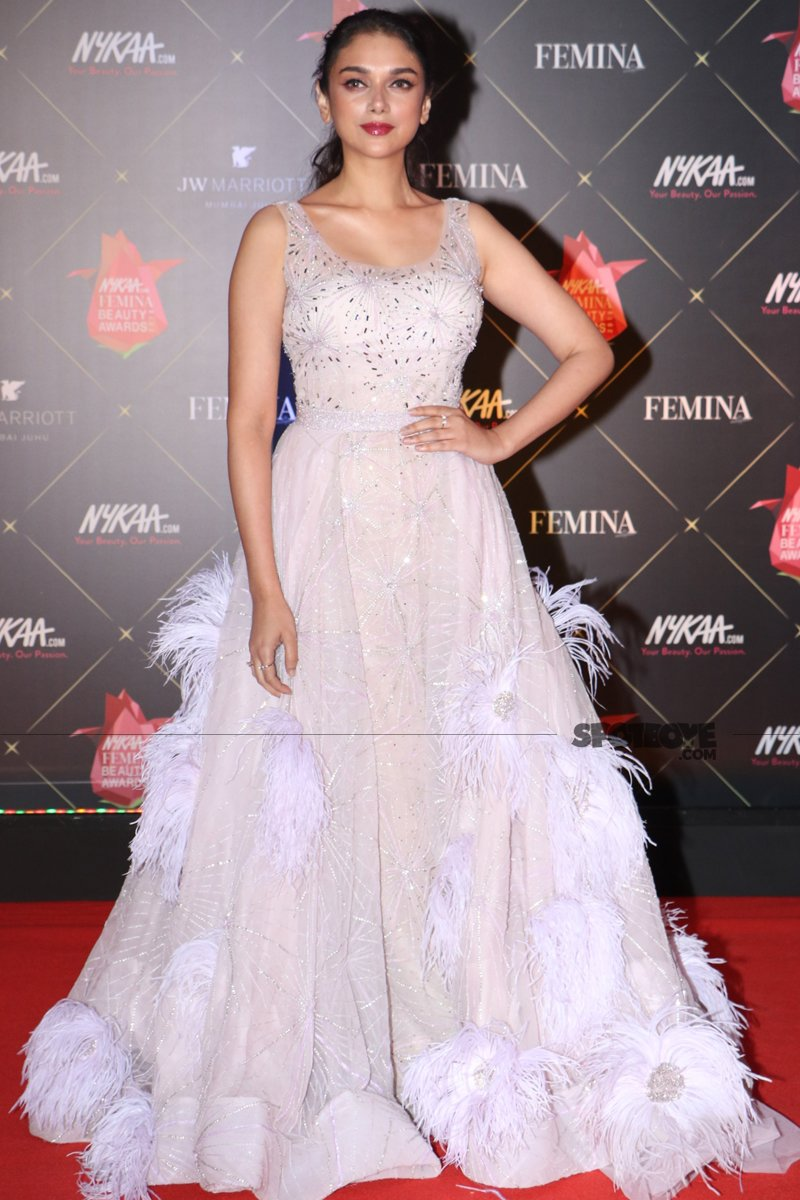 aditi rao hydari at femina awards