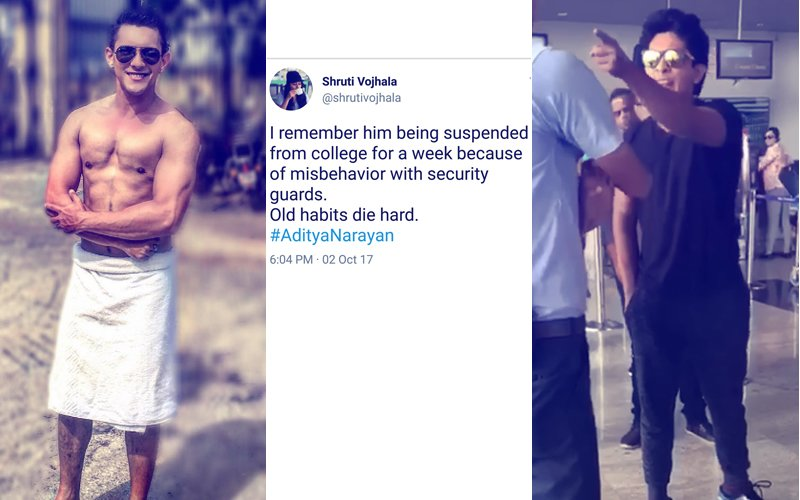 Aditya Narayan's Batchmate Reveals He Was Suspended From College For Misbehaviour