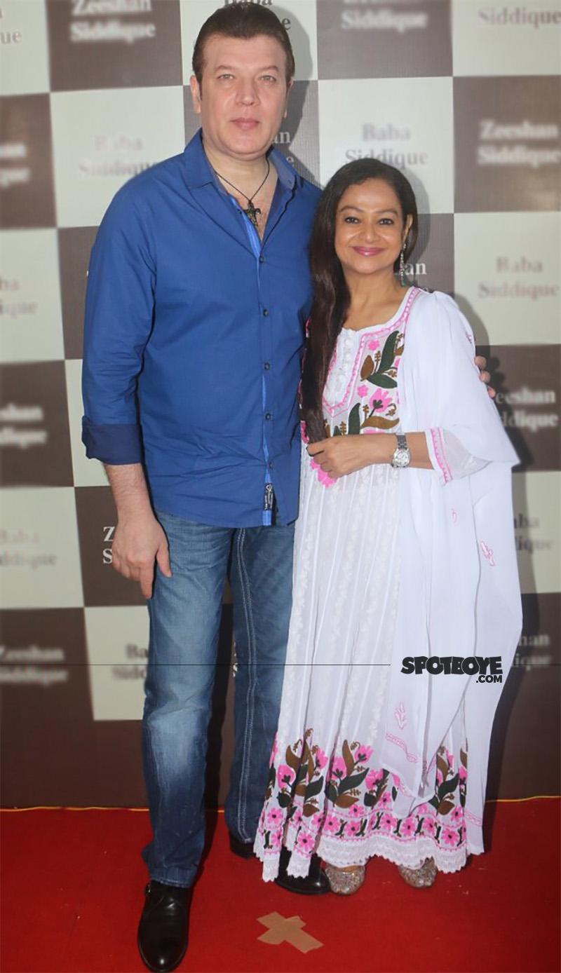 aditya pancholi and zarina wahab