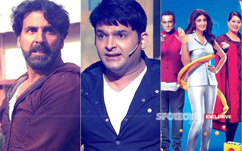 After DITCHING Akshay Kumar & Super Dancer, Kapil Sharma MERRILY Flies Off To Dubai! 'Mysterious' Illness Disappeared?