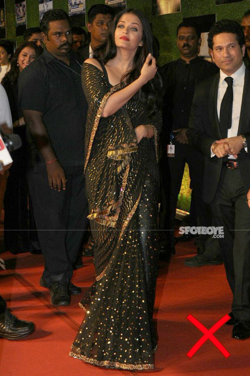 aishwarya rai at an event