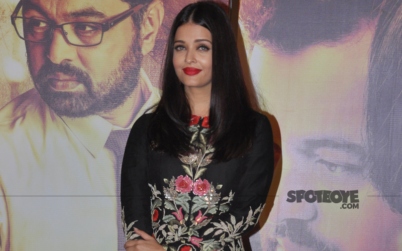 Bollywood Aishwarya Rai Bachchan love work Marathi film