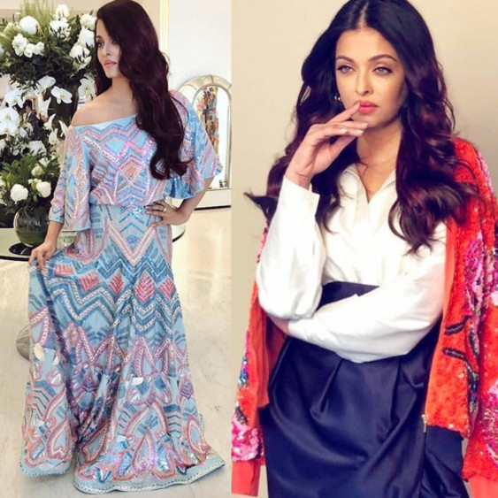 aishwarya rai first appearance at cannes