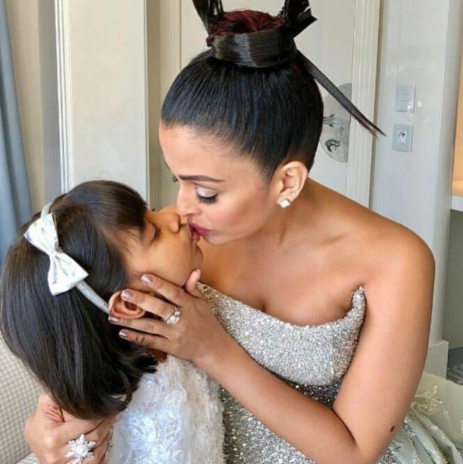 aishwarya rai with daughter aaradhya