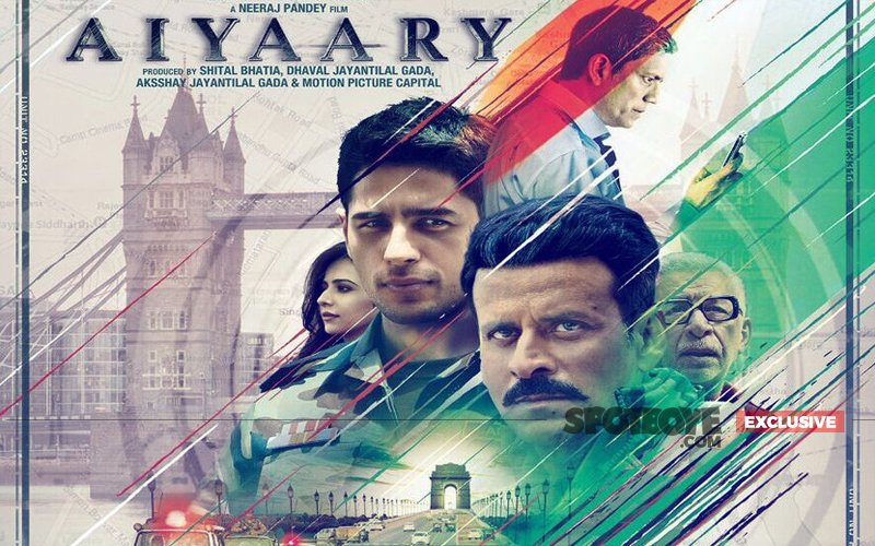 SPOTBOYE LIVE: Sidharth Malhotra & Rakul Preet Singh All Set For The Release Of Aiyaary