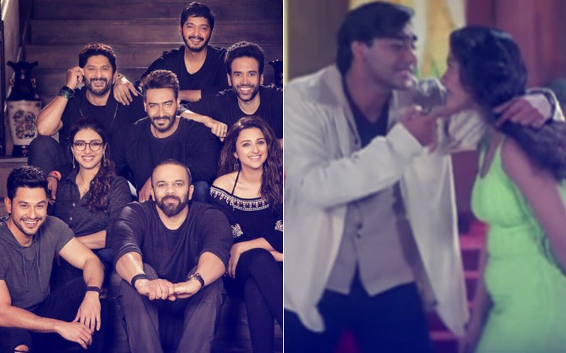 Ajay Devgn To Recreate Ishq Song Neend Churayi Meri In Golmaal Again