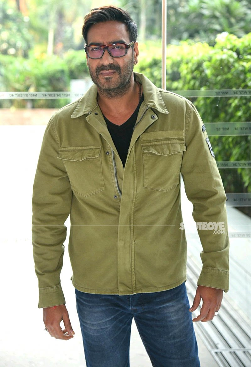 ajay devgn is tying to quit smoking