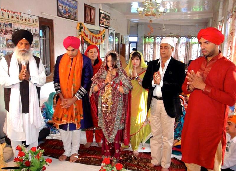 akanksha sharma wedding pics