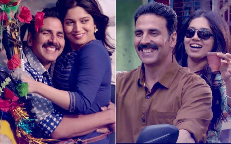 Toilet- Ek Prem Katha Trailer Out: Akshay Kumar & Bhumi Pednekar's Desi Romance Will Win You Over